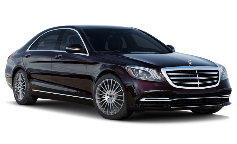 Mercedes-S